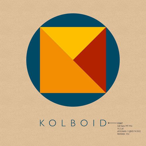 kolboid logo – végleges