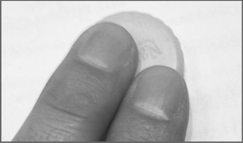 Vékonyak az ujjaim